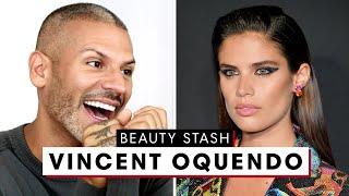 Celebrity Makeup Artist Vincent Oquendo's Dreamy Beauty Stash   The Beauty Show   Harper's BAZAAR