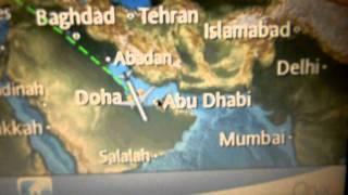 Qatar Airlines drumul catre casa e trist...