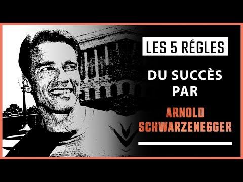 Comment Arnold Schwarzenegger a écrit sa légende ?