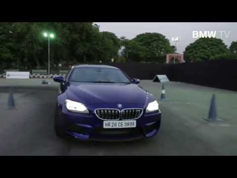 The all new BMW M6 Gran Coupé. BMW Experience Tour 2014.