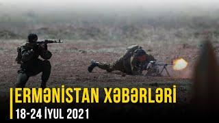 Azərbaycan-Ermənistan Sərhədində Son Vəziyyət