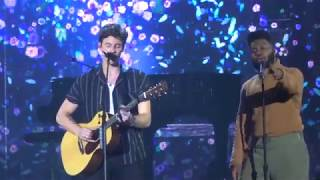 Shawn Mendes & Khalid - Youth / Young Dumb & Broke in El Paso TX 10-13-18