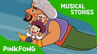 Aladdin's Lamp | Fairy Tales | Musical | PINKFONG Story Time For Children