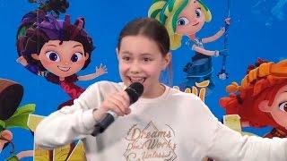 Мария Мирова - Музыка Сердца (отрывок) - современные песни для подростков