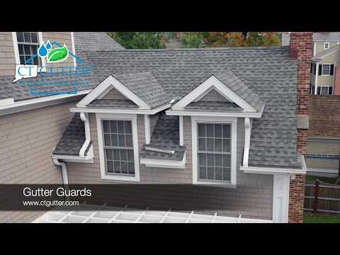 CT Gutter | Gutter Guards