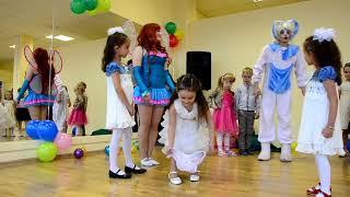 Проведение праздников в студии CITY DANCE