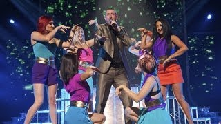 Christopher Maloney sings Waiting for a Star to Fall - Live Week 3 - The X Factor UK 2012