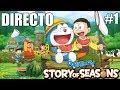 Doraemon Story Of Seasons Directo 1 Espa ol Impresiones