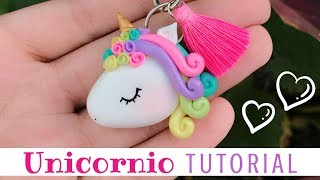 UNICORNIO!! DIY Porcelana Fria