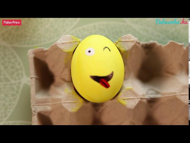Három tojásfestési technika