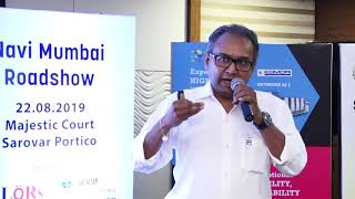 CRISIL Indices by Sanjay Patel @ BMPA NM Membership Drive, 22.08.2019