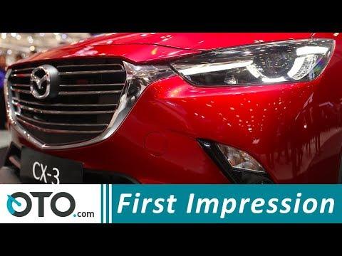 Mazda CX-3 | First Impression | GIIAS 2018 | OTO.com