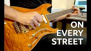 On Every Street cover - Dire Straits