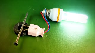 Awesome Free Energy Using Magnet Coil 100%   Technology Science Creative At Home