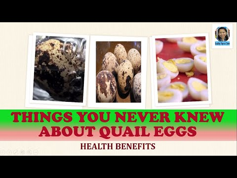 , title : 'Things You Never Knew About Quail Eggs | Health Benefits