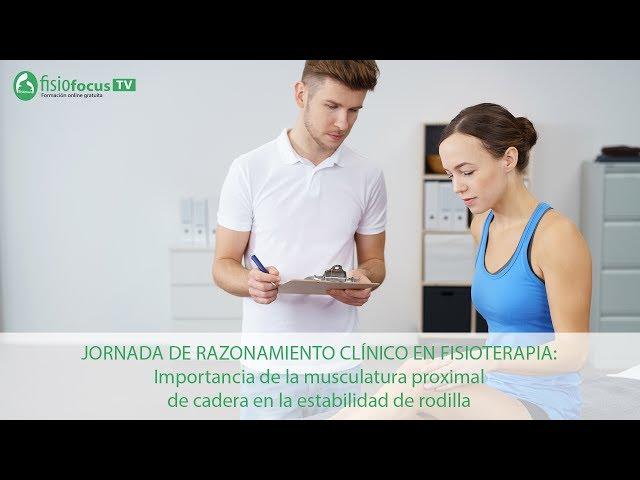 Jornada de Razonamiento Clínico en Fisioterapia: Ponencia de Marta Tejedo