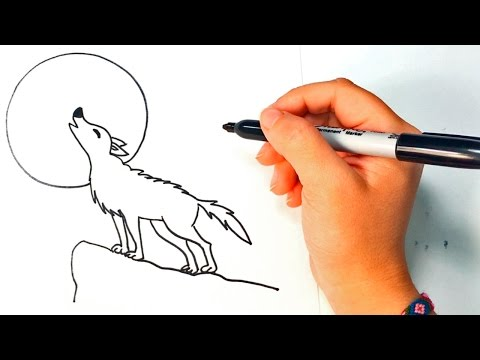 Como Dibujar Un Lobo Aullando A La Luna Mp3 Download Naijaloyal Co