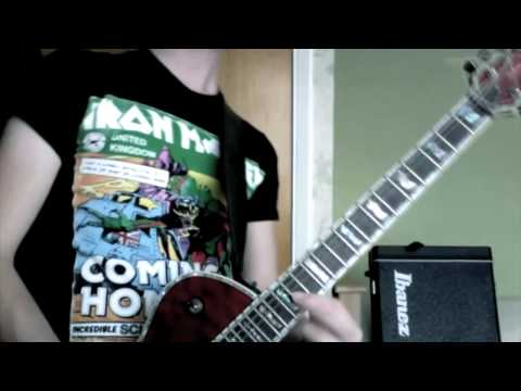 """The Power"" (Manowar Cover) -Juan and Andy"