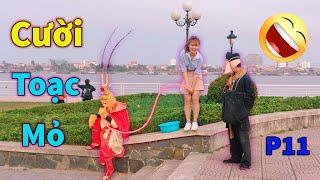 Cười Bể Mỏ Với Tây Du Ký Thời 4.0 - Must Watch New Funny 😂 😂 Comedy Videos 2019 | Phần 11