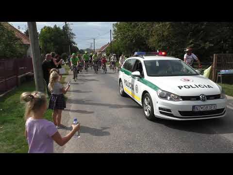 Na kolesách proti rakovine 2020 (video)
