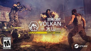 Dying Light - Volkan Combat Armor