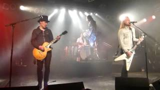 D+Law ... D-A-D live in Leipzig 05.05.2016