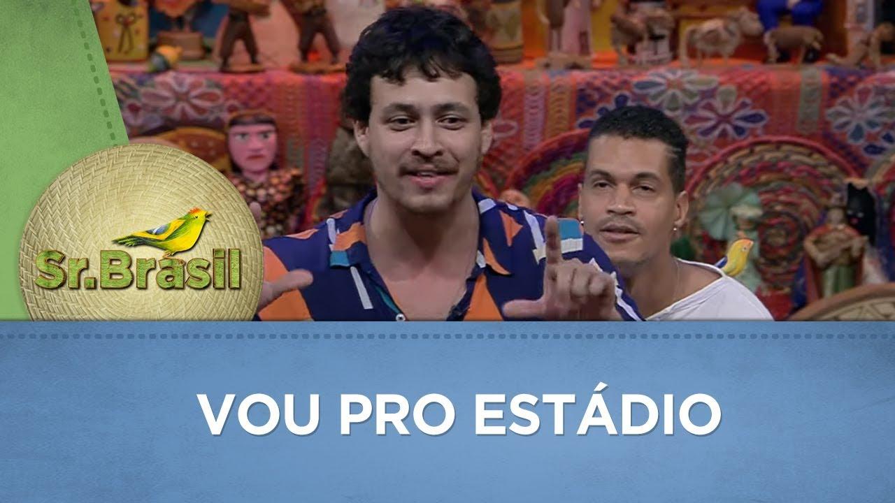 Vou pro Estádio | Thiago Nunes