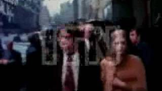 Mick Jagger & Marianne Faithfull at court for drugs 1969