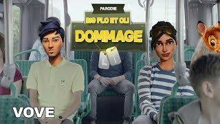 BigFlo & Oli   DOMMAGE (Parodie Fortnite) • Studio Nordic