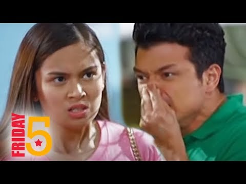 FRIDAY 5: Most 'Kilig' Rumble of Waldo and Issa