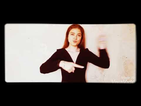 Юлия Паршута- месяц май (жестовая песня)