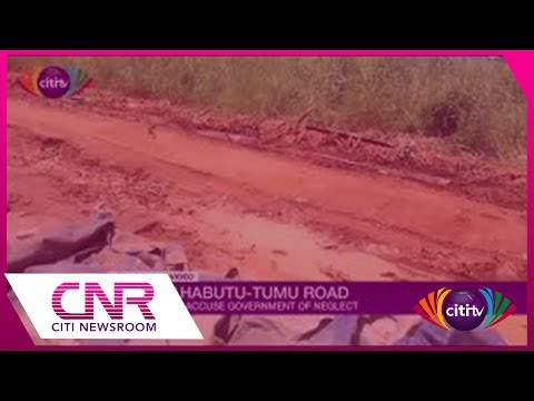 Wa-Wahabu-Tumu road hurting economic development