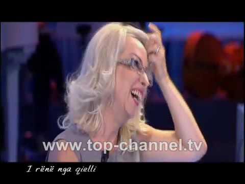 "Top Channel Video- Top Show: Elida Motro Iljazi te ""Te rene nga qielli"""
