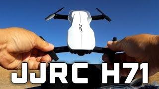 JJRC H71 Foldable optical flow 1080p wifi fpv quadcopter RTF