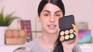 How To Use Color Corrector Featuring BH Cosmetics