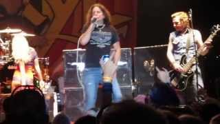 "Ohio Bike Week 2013 Jackyl ""I Like Poontang Better Than Chicken"" in HD"