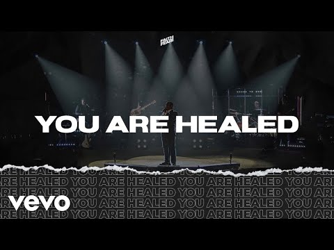 You Are Healed