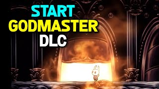 Hollow Knight- How to Quickly Find and Start the New Godmaster DLC