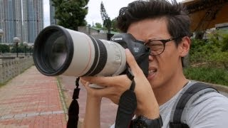Canon 300mm f/4L USM Review - Best Tele For Your Money?