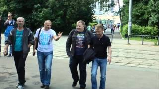 Стяжкин Life - Встреча с Рэдисоном и Михалычем в Москве