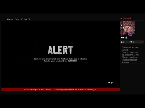 Rockstar to fix error code 0x20010006 next week? - смотреть онлайн