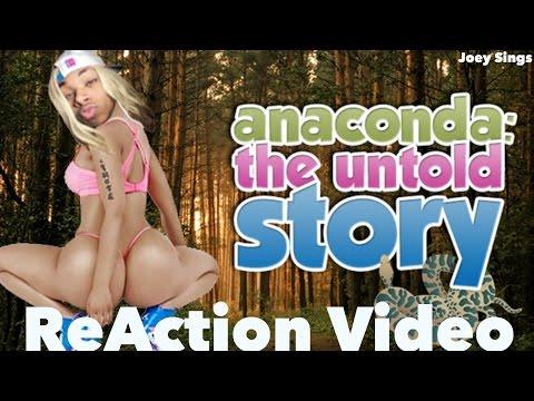 Anaconda's Untold story - Tre Melvin