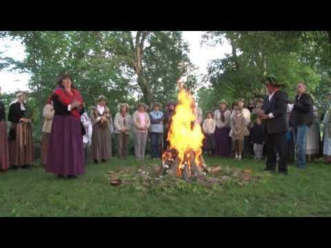 Video: Vasaras saulgrieži Valmieras muzejā
