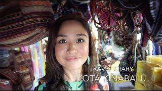 Travel Diary: Kota Kinabalu (THEY MADE ME EAT A SAGO WORM!!!) || Kelly Misa-Fernandez