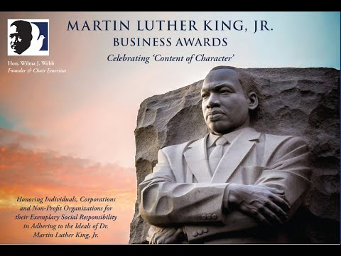 2016 Martin Luther King, Jr. Business Awards