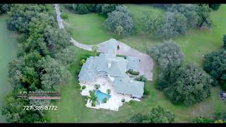 4D Productions Aerial Drone Video Large Estate Fly-Over