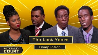 The Lost Years: Emotional Moments As Decades Of Mysteries Are Solved (Compilation)   Paternity Court