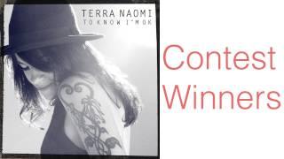 Terra Naomi Contest RESULTS
