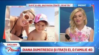 Diana Dumitrescu Si Fratii Ei, Familie 4D