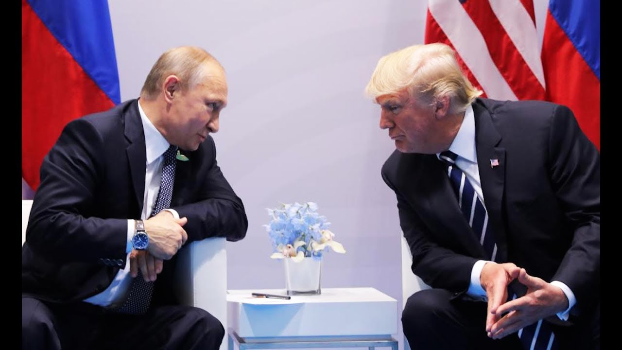 What Really Happened in the Closed Doors Meeting Between Trump and Putin? thumbnail